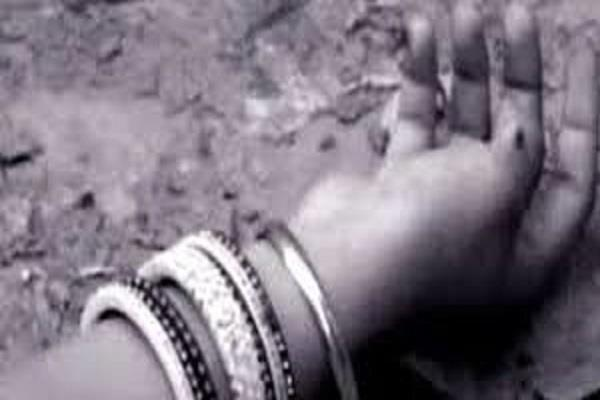death in marital condition in nangalkardhi