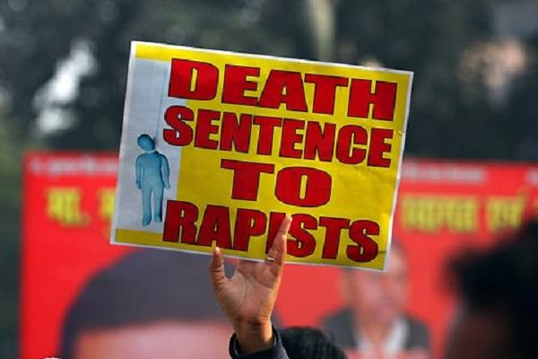 rapist should be hanged cabinet pass bill