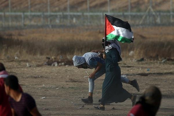 kishore s death in violence on the israel border