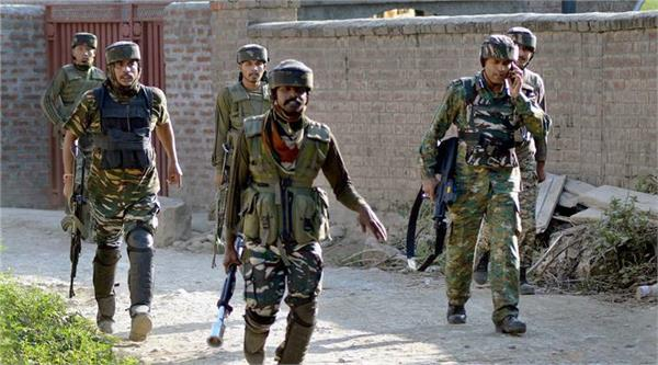 search operation in kashmir