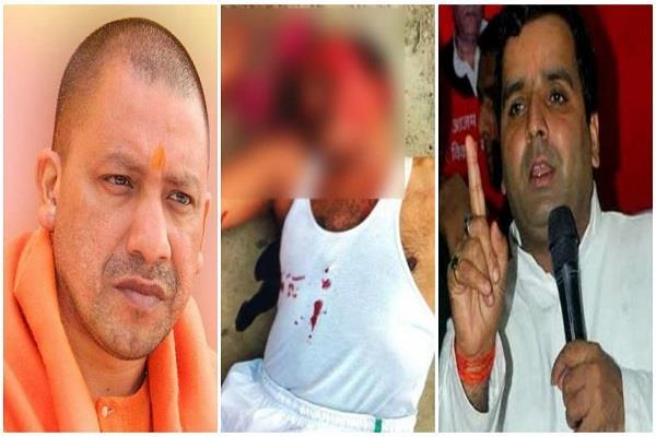 munna bajrangi s murder in jail will answer yogi government dharmendra