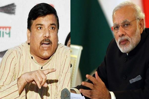 maha coalition comes out firmly then pm defeat elections from banaras sanjay