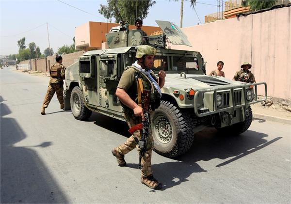 afghanistan 2 people die in terrorist attack on government office