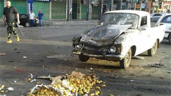 serial suicide attacks in syria 156 killed