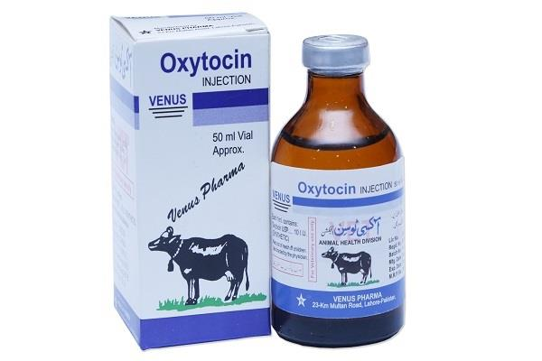 oxytocin injections will be the legal action on those who sell or buy