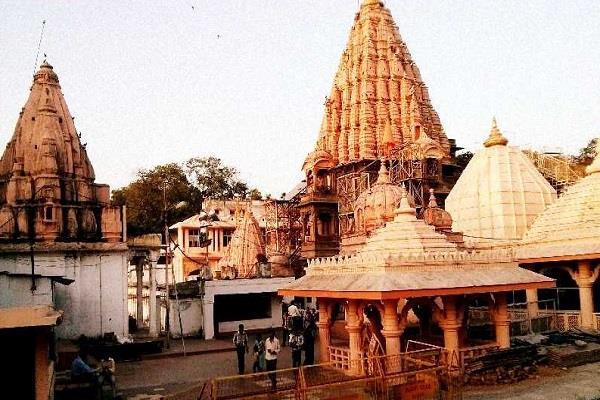 survey of the mahakal temple