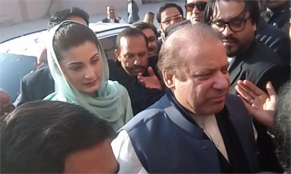 nawaz maryam will return in pakistan on july 13