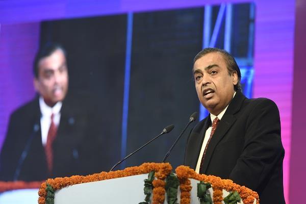 mukesh ambani ril overturns tcs 7 43 lakh crore market cap