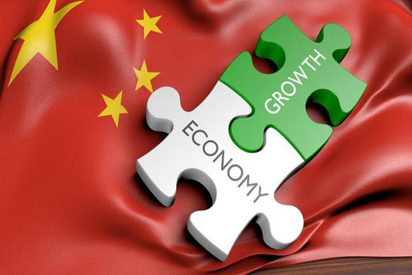 china economic growth slows to 6 7 pc in second quarter