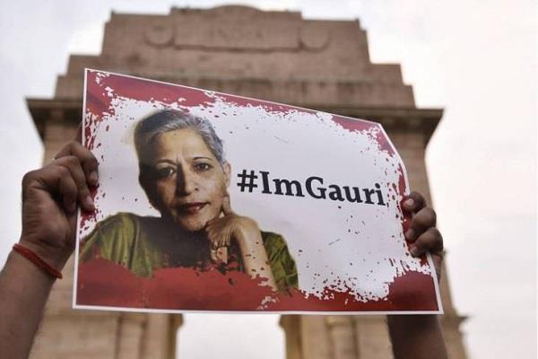 two more suspects arrested in gauri lankesh murder case