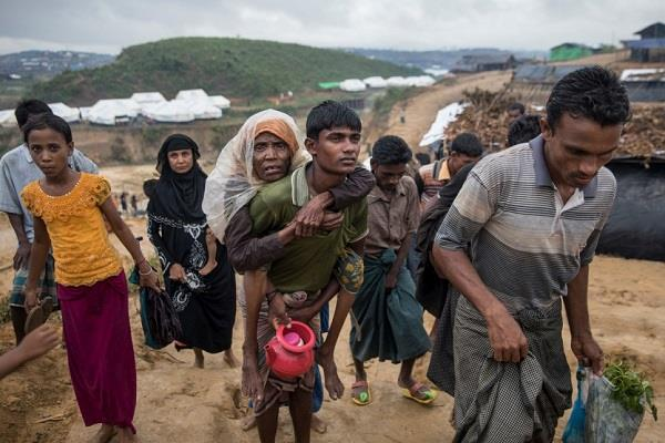 rohingya refugees to meet new identity card in bangladesh