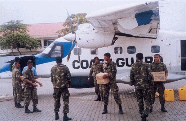 indian coast guard jobs