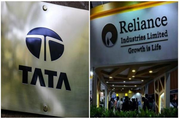 tcs investor gets more return than ril in one year