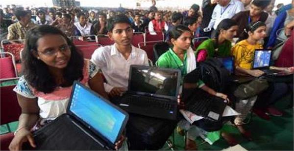 cm s gifted laptop gifted student returns
