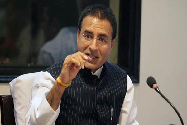 congress attack on pm modi