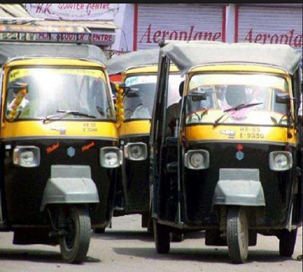 no registration of petrol diesel auto