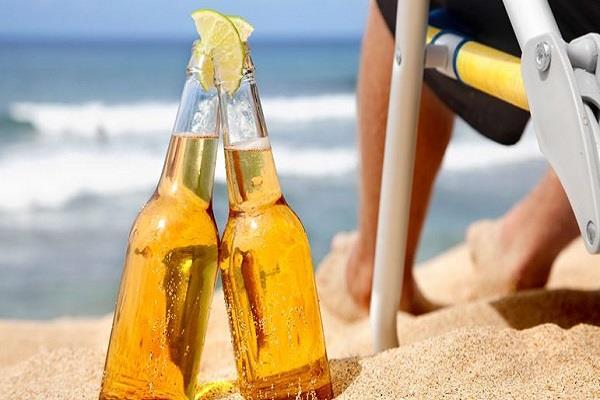 alcohol ban in goa beach