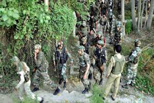 1 militant killed in handwara encounter