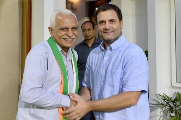 former gujarat legislator kalasaria joins congress