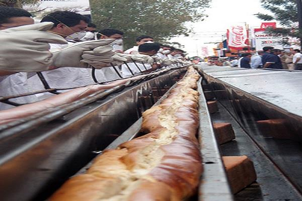 this is the world s largest hot dog guinness world record