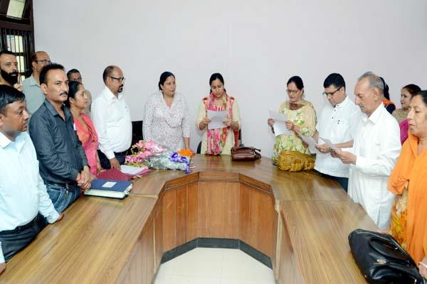 city council bilaspur gets 3 new nominated councilors
