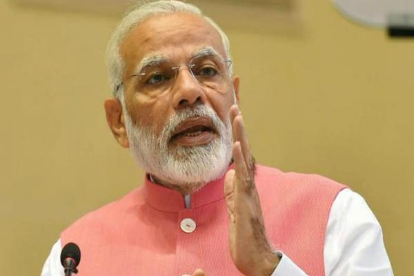 pm modi will talk to 2 50 lakh beneficiaries of welfare schemes tomorrow