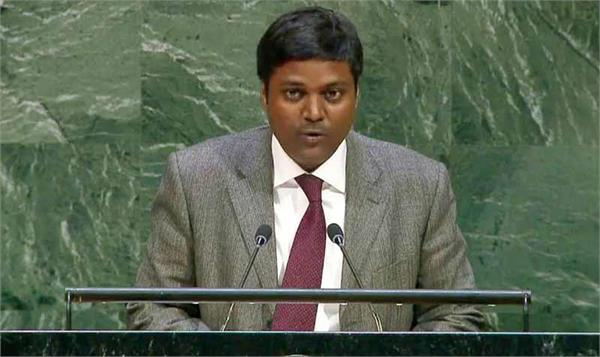 pak is a hub of terrorism in south asia india says at un