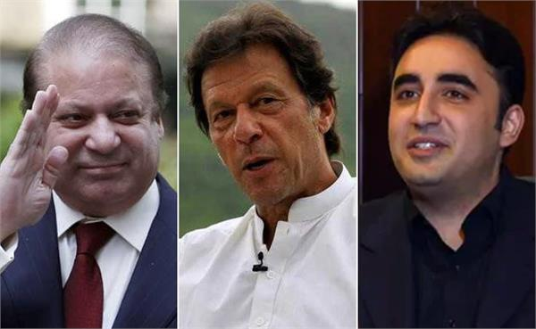 twitter trends after giving vote pakistani leaders gave these reactions