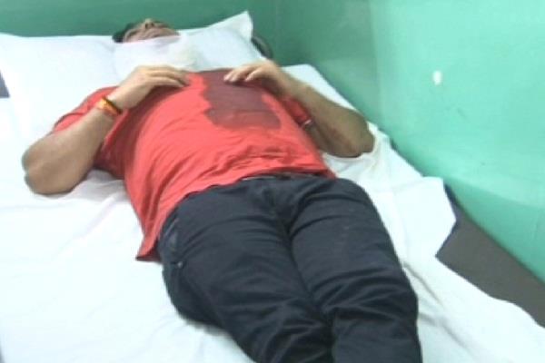 a boy shot his friend in panipat