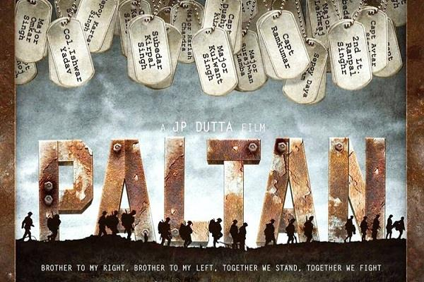movie paltan teaser out