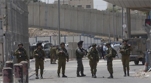 israel targeted syrian checkpoints