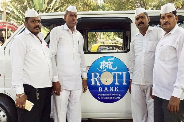 roti bank the left food eliminates the hunger of the poor