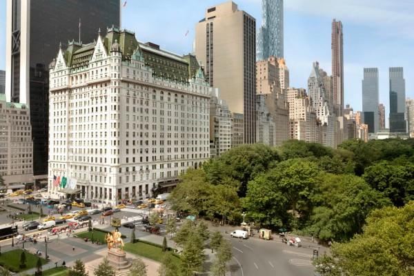 sahara plaza hotel sold for 60 crore dollar