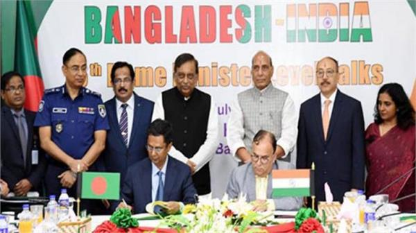 india signs a revised travel agreement with bangladesh