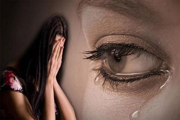 dalit family girl with two young men rape