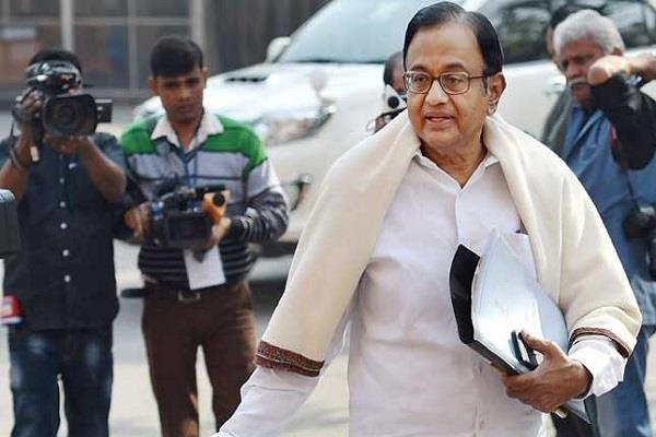 cbi filed chargesheet against p chidambaram and son karti
