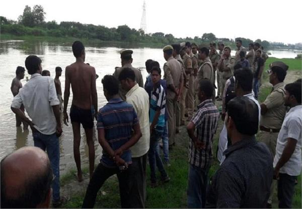 4 children drown in river in sultanpur death due to drowning in river