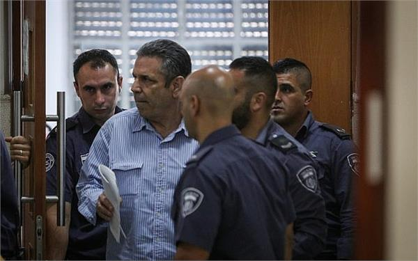 former israel minister accused of spying for iran