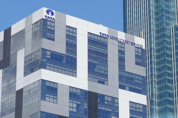 after the quarterly results tcs stock was at record high