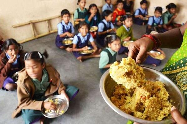 26 students fall ill after eat mid day meal