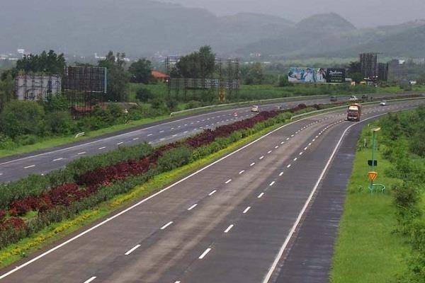 politics start on purvachal expressway