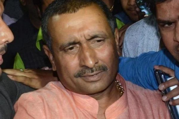 unnao scam bjp mla sengar accused