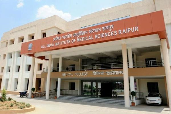 aiims  job salary candidate  chhattisgarh