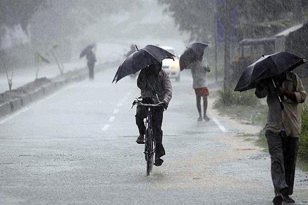 heavy rains in odisha