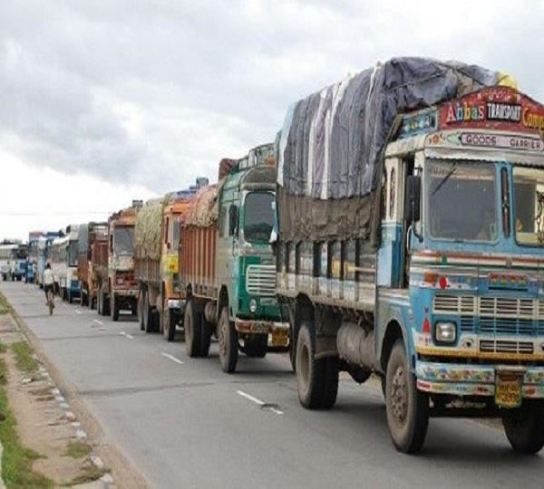 truck operator strike