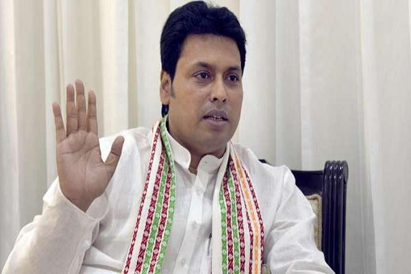 tripura has no valid document no demand for civil register chief minister