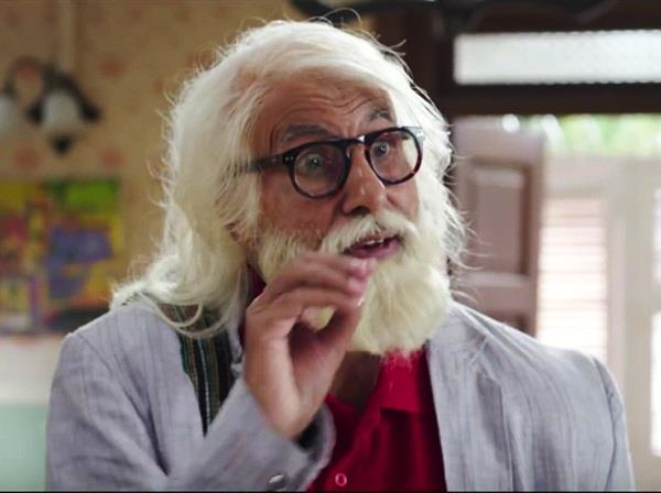 amitabh bachchan fees for movie 102 not out