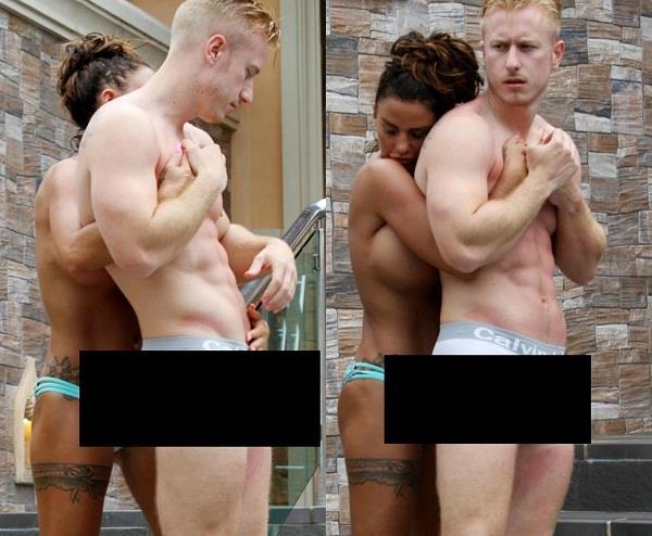 न्यूड होकर बॉयफ्रेंड के साथ केटी ने की अश्लील हरकत, तस्वीरें देख शर्म से हो जाएंगे पानी-पानी