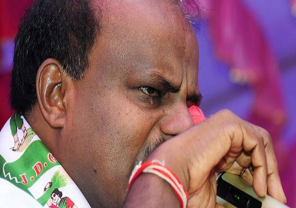 congress spokespersons decree high command kumaraswamy