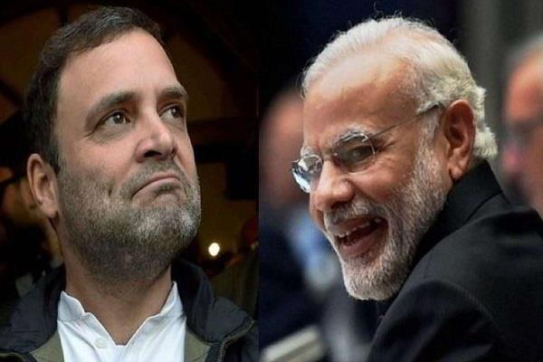 non confidence motion narendra modi sanjay raut rahul gandhi shivsena